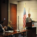 Congressman James Lankford speaks at the USINPAC LNG Briefing