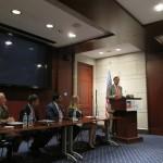 Congressman Pete Olson speaks the USINPAC LNG Briefing