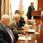 Sadanand Dhume, Resident Fellow at the American Enterprise Institute speaks at the USINPAC LNG Briefing