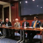 The panel of speakers at the USINPAC LNG Briefing