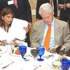Dinner with President Bill Clinton, 24th May, 2006