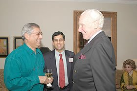 Fundraiser for Congresswoman Ileana Ros-Lehtinen, Co Chair of the House Caucus on India and Indian Americans