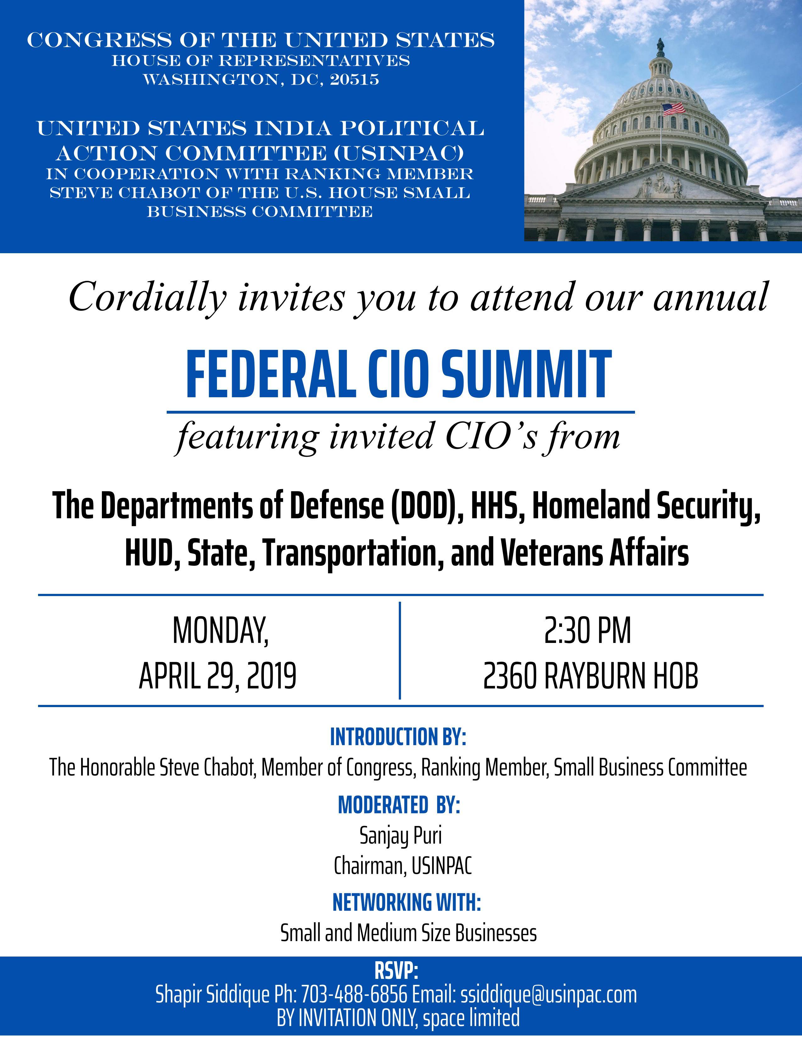 Federal CIO Summit